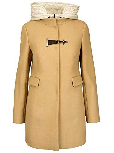 Fay Luxury Fashion Damen NAW59393430RKHC201 Beige Mantel   Herbst Winter 19