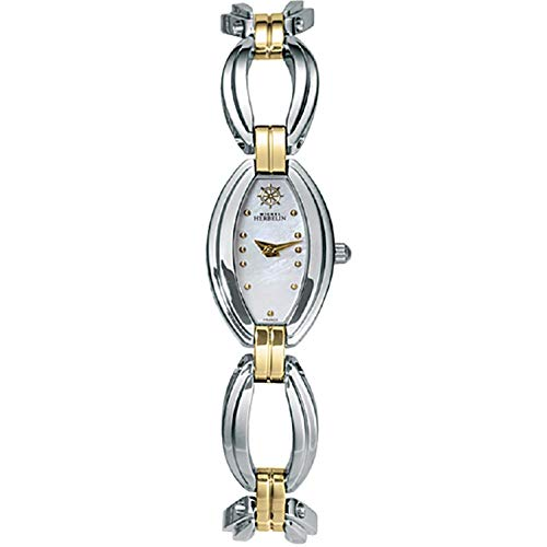 Michel Herbelin Femme Bracelet Acier Inoxydable Quartz Montre 17163/BAOR19