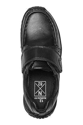 next Garçons Chaussures Étroites Sport À Bride (Garçon) Noir