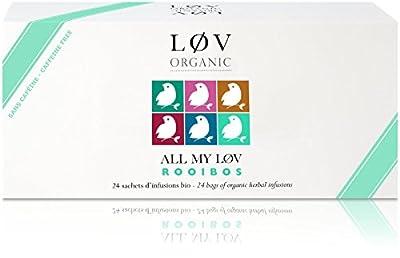 Løv Organic - Coffret All My Løv Rooibos