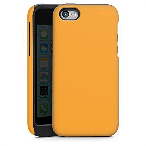 Apple iPhone 4 Housse Étui Silicone Coque Protection Melons Couleur Orange Cas Tough brillant
