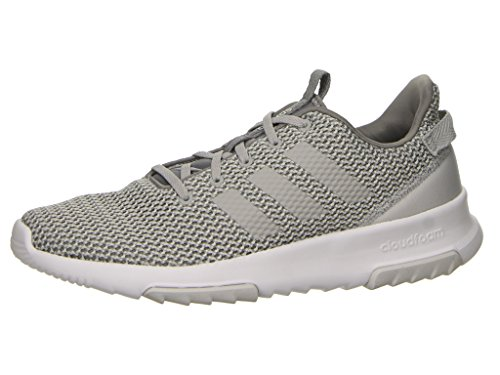 adidas Cloudfoam Racer TR, Baskets Homme Gris (Grey Three F17/grey Two F17/grey One F17)