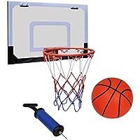 Genérico. Pack de bolas de baloncesto divertidas para interiores con diseño de esportina, para baloncesto, baloncesto o baloncesto