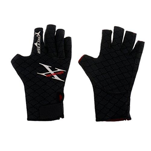 Bootsport Handschuhe Neopren High Ten Palm 3mm Kanu Surfen Kite SUP Tauchen Wassersport