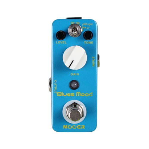 Mooer BLUES MOOD - Pedal de efectos