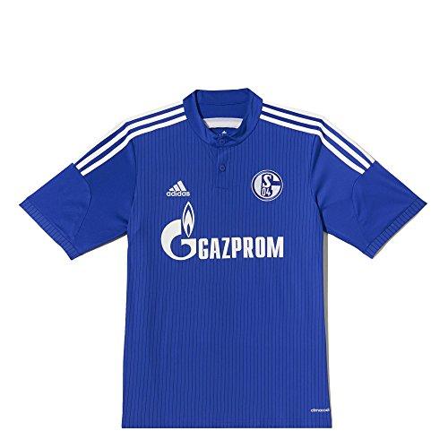 adidas Bekleidung Schalke 4 Trikots Sporttasche, Cobalt/Ngtblu/WHT, XS, D88444
