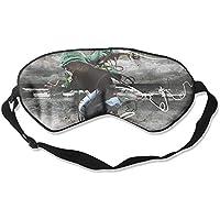 Sleep Eye Mask Art Running Men Lightweight Soft Blindfold Adjustable Head Strap Eyeshade Travel Eyepatch E16 preisvergleich bei billige-tabletten.eu