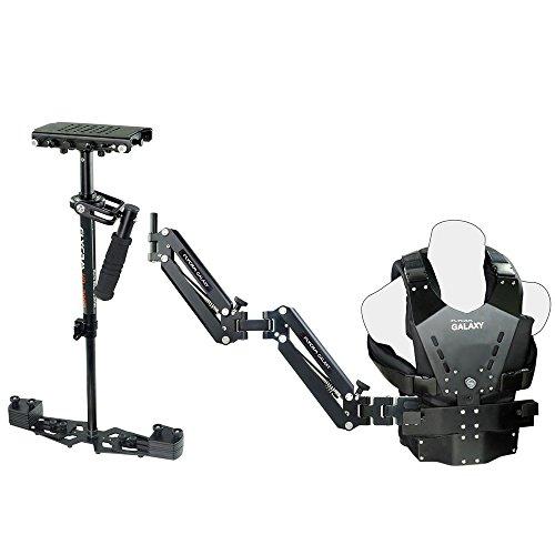FLYCAM Galaxy Stabilizer Arm & Vest with HD-3000 Steadycam System with Hard case (GLXY-AV-HD3-HC)