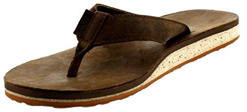 Teva Classic Flip Premium Leather