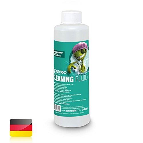 Cameo AHCLFCLEANER250 Spezialfluid Reinigung Nebelmaschine