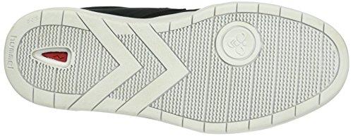 Hummel Hml Stadil Winter Low Sneaker, Scarpe da Ginnastica Basse Unisex-Adulto Nero (Black)
