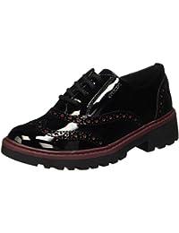 Geox J Casey Girl F, Zapatos de Vestir para Niñas