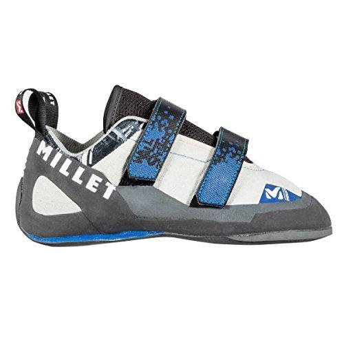 Millet–Pantofole di Escalation Wall Street Grey/Blue uomo–Uomo–Blu blu