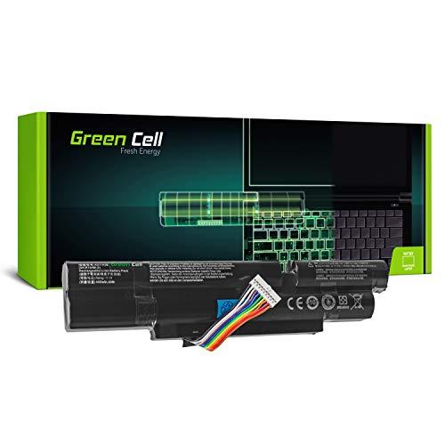 Green Cell AS11A3E Laptop Akku für Acer Aspire TimelineX 3830T 3830TG 4830T 4830TG 5830 5830T 5830TG (6 Zellen 4400mAh 11.1V)