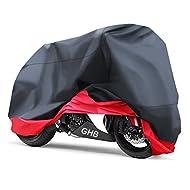 Caratteristiche: · EccoVi il nuovo telo in tessuto coprente ed impermeabile al 100% per moto e scooter, per proteggere al meglio la vostra amata moto.  · Il telo ha dimensioni di circa 265 * 105 * 125 cm, taglia XXL. Soprattutto per chi usa molto spe...