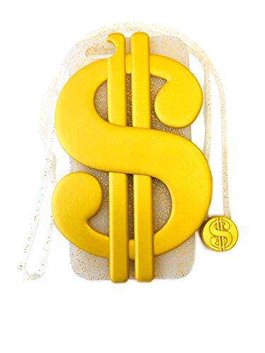 iPhone 6S Plus Fall, Dickem Silikon Fall, Dollar Mark Design Fall Dollar Fall