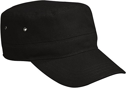 Myrtle Beach - Military Cap One Size,Black
