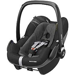 Maxi-Cosi 8798739110 Pebble + nacelle pour bébé Groupe 0+ i-Size 0-13 kg Noir