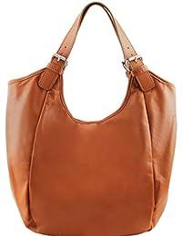 Tuscany Leather Gina - Sac hobo en cuir Sacs à bandoulière en cuir
