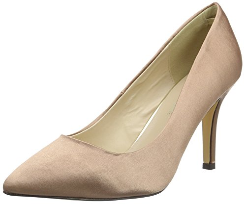 Menbur Damen Domingo Perez Pumps, Beige (Nude), 38 EU