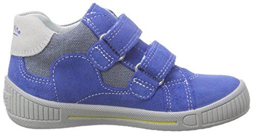 Superfit Baby Jungen Cooly Lauflernschuhe Blau (BLUET KOMBI 85)
