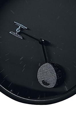 Star Wars Lenticular Clock Horloge Murale