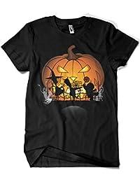 1121-Camiseta Hakuna Matata Halloween (Dr.Monekers)