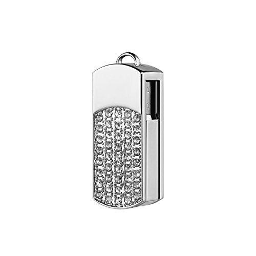 Myc paris - accessorio lifestyle unisex - portachiavi usb - colore bianco