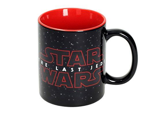Star Wars Taza, Cerámica, Multicolor, 8 cm
