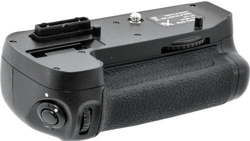 Mcoplus D7100 BG-Grip-Grip con batteria per Nikon D7100, colore: nero