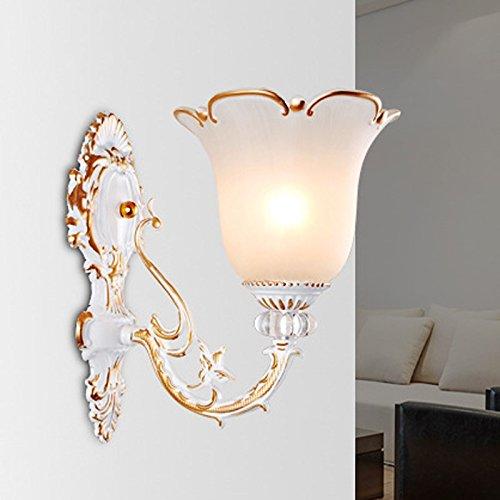 SDKKY Wall lamp lampe de chevet chambre salon TV murale est éclairage allée escaliers