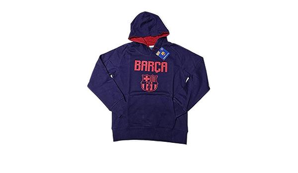 14 anni FC Barcelona Felpa con cappuccio del Barça prodotto con ...
