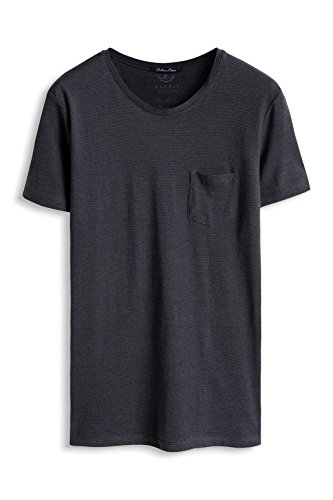 ESPRIT Collection Herren T-Shirt Grau (DARK GREY 020)