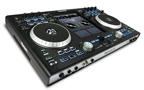 Console per DJ Numark iDJ Pro, touch screen per ipad