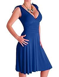 EyeCatchClothing - Sasha verführerisches Kleid in griechischem Style