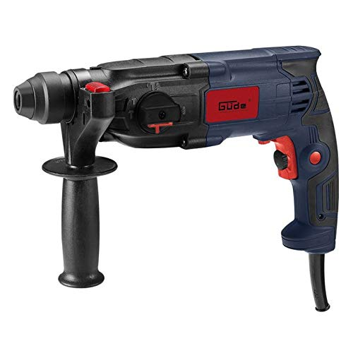Güde KH 20 E Bohrhammer, 650 Watt, 1,9 Joule, SDS-plus