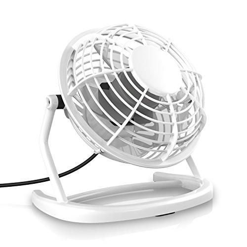 CSL - Ventilador USB - Ventilador de Mesa - Ventilador - PC...