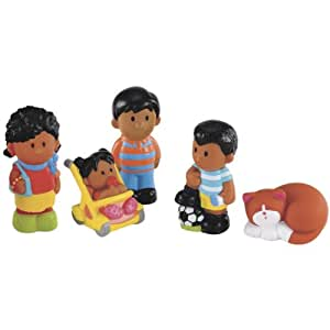 Early Learning Centre 134549 Happy Land Ethnic Family Figure