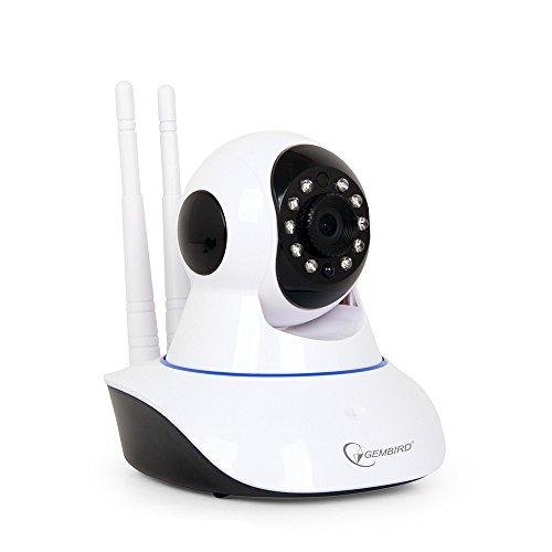 Kabellos Wolke Wi-fi Drehen 720p HD Webcam/IP-Kamera mit Zweiweg-Audio/Bewegungserkennung Nachtsicht für Heimsicherheit mit SD-Karte/iCHOOSE