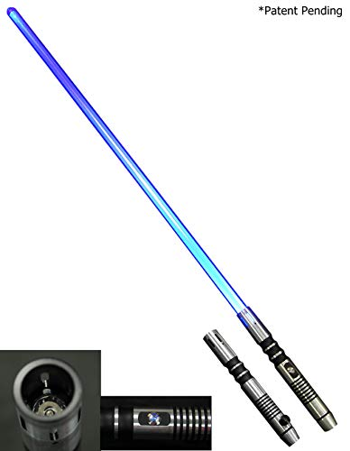 Saber Shogun Stunt-Säbel, Unisex, 2101BL, blau, Einheitsgröße -