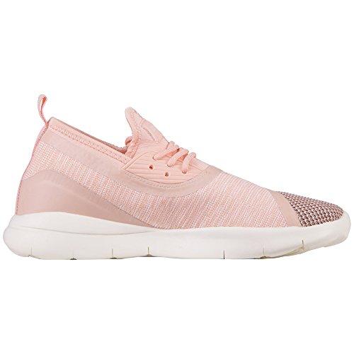 Kappa Damen Layer Sneaker Pink (2143 Rosé/L´Grey)
