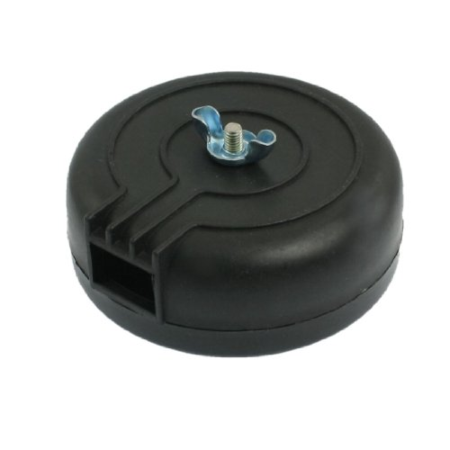 1-2-pt-male-thread-black-plastic-air-compressor-filter-silencer
