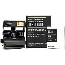 Impossible - Cámara Polaroid 600 80S + 1 Película