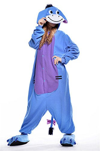 Vu-roul-dguisement-adulte-unisexe-cosplay-costume-pyjama-Bourriquet