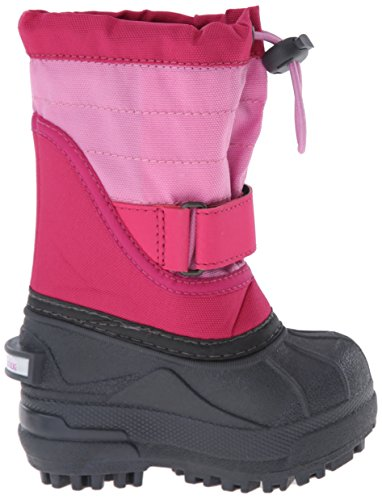 Columbia Toddler Powderbug Plus Winter Boot Glamour/Orchid