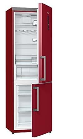 gorenje rk 6193 lr k hl gefrier kombination a h he 185 cm k hlen 227 l gefrieren 95. Black Bedroom Furniture Sets. Home Design Ideas