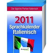 Bertelsmann Sprachkalender Italienisch 2011