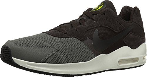 Nike Air Max Guile Premium Herren, River Rock/ Black/ Velvet Brown, 43 EU (916768-007) - Black Running Rock