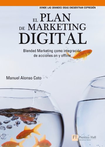 El plan de marketing digital: Blended marketing como integración de acciones on y offline (FT/PH)
