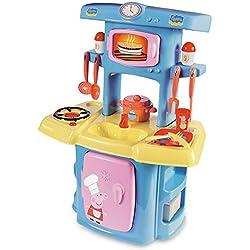 Cocina de Peppa Pig con 13 accesorios